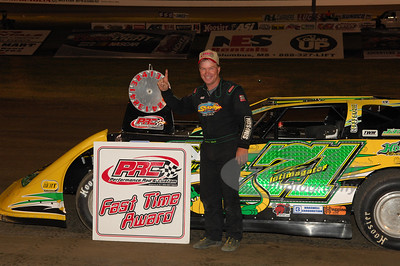 Chris Wall won the PRC Fast Time Award