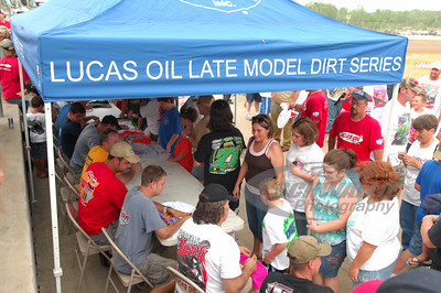 Autograph Session @ Magnolia Motor Speedway