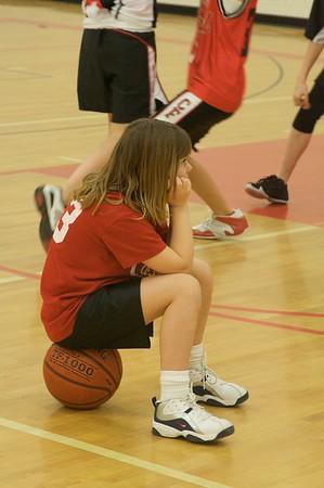 Marais Cardinal Flight Basketball