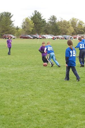 Marais Park and Rec Soccer