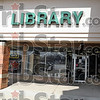 Closed: The Terre Haute Public Library at Plaza North closed its doors for the final time Friday evening.