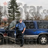 Tribune-Star/Joseph C. Garza<br /> Can handle the high miles: On Tuesday, Bill Rosser's 1999 Suburban had 207,110 miles on it. Rosser changes the oil every 3,000 miles.