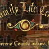 """Tribune-Star/Joseph C. Garza<br /> """"A ministry of the community"""": The Family Life Center, an all-volunteer Christian ministry in Bloomfield, may have to drop much of the service it offers if significant financial help doesnÕt arrive soon."""