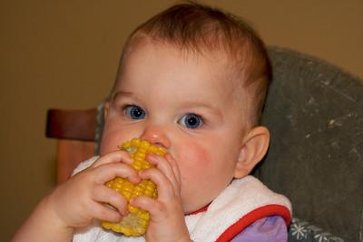 Mmm...corn!