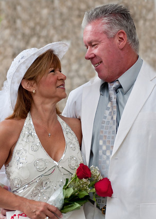 March 28 - Congratulations Jim and Lisa