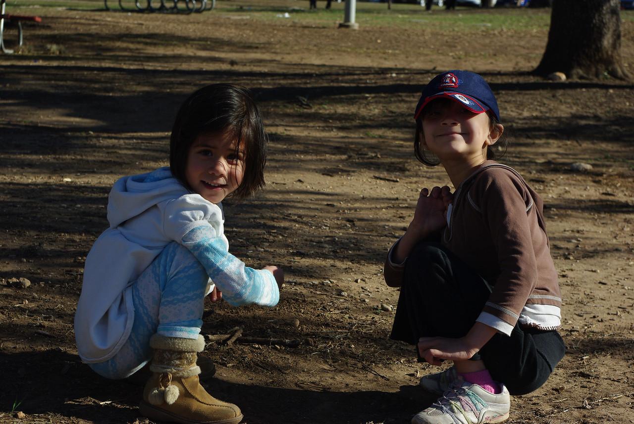 Camila and Sofia