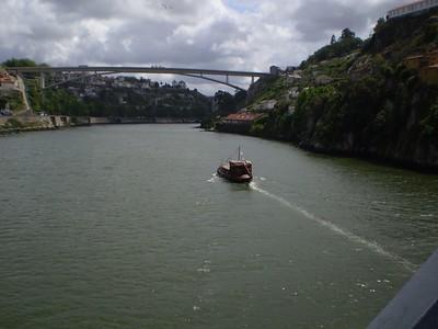 Douro River - William Howarth