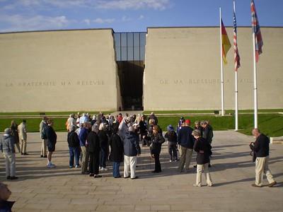 Peace Memorial in Normandy - William Howarth