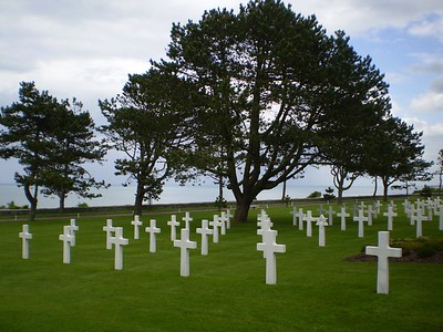 American cemetery - William Howarth