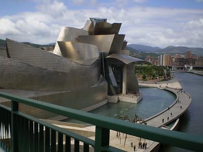 Bilbao Guggenheim - William Howarth