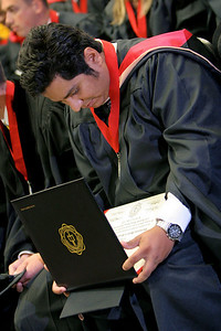 May 11, 2009 PM Graduation Ceremony for Graduate Students