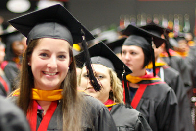 One hundred and fifth annual commencement of Gardner-Webb University, May 11, 2009.