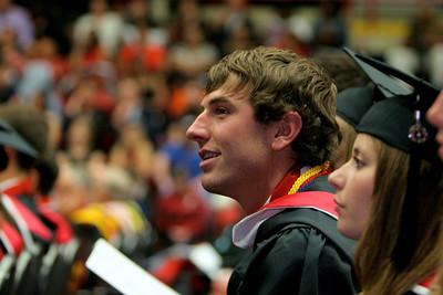 Undergraduate Spring Graduation Ceremony, May 11, 2009