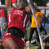 Homecoming: Southern Illinois runner and pole vaulter, and former Terre Haute North standout Miracle Thompson got to compete in front of a hometown crowd Saturday.