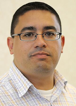 Joseph C. Garza, Tribune-Star chief photographer.