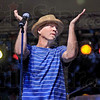 28 years: The Sawyer Brown band has been together for 28 years and performed at Fairbanks Park Friday evening.