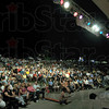 Concert: A near-capacity crowd at Fairbanks Park watches the Sawyer Brown Concert Friday night.