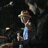 Keyboard: Sawyer Brown acknowleges his keyboard player during Friday night's concert at Fairbanks Park.