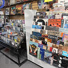"Tribune-Star/Joseph C. Garza<br /> For vinyl fans: For Dennis Ross, a co-owner of Revolutions, the store was more than just a ""hippie shop"" with its incense and posters, but a place for vinyl aficionados to talk about music recorded on LPs."