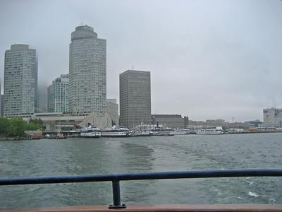 Toronto and Toronto Island via Ferry