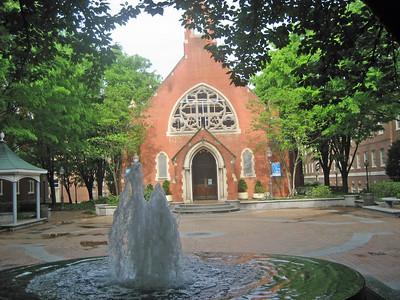 Georgetown DC May 2009 Trip: Dahlgren Chapel
