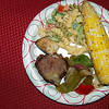 Summer-Time Plate