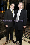 """NEW YORK-OCTOBER 29: John McDonald, George McDonald attend  THE DOE FUND's """"What New York Needs"""" Annual Fundraising Gala Celebrating Harriet & George McDonald's 25 Years of Service on Thursday, October 29, 2009 at Cipriani 42nd Street, 110 East 42nd Street, New York City, NY. (Photo Credit: ©Manhattan Society.com 2009 by Christopher London)"""