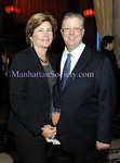 """NEW YORK-OCTOBER 29: Tish Hess, DHS Commissioner Robert V. Hess attend THE DOE FUND's """"What New York Needs"""" Annual Fundraising Gala Celebrating Harriet & George McDonald's 25 Years of Service on Thursday, October 29, 2009 at Cipriani 42nd Street, 110 East 42nd Street, New York City, NY. (Photo Credit: ©Manhattan Society.com 2009 by Christopher London)"""