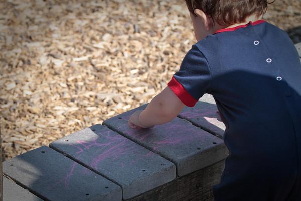 Jack does Chalk
