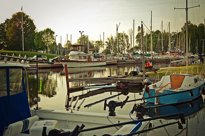 Pultneyville Docks