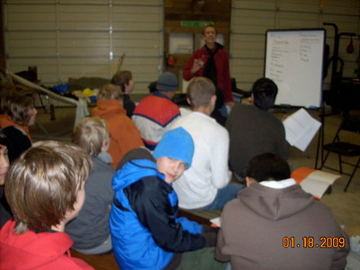 2009 Merit Badge Campout