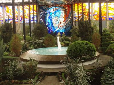 Cosmovitral Jardín Botánico  - Imani Joseph