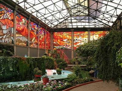 Toluca Botanical Garden - Jamie Robertson
