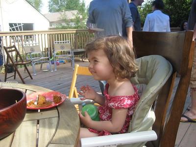 Mia Turns Two: Birthday Party 2009