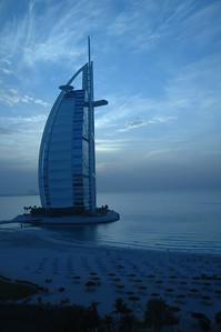Burj al Arab - Leslie Rowley