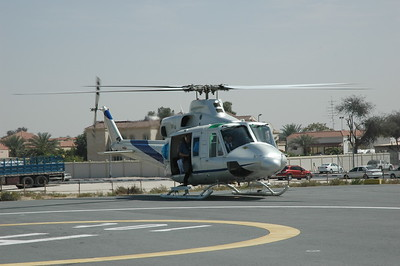 Helicopter City Tour in Dubai - Leslie Rowley