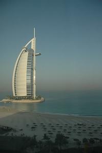 Burj Al Arab, Dubai - Leslie Rowley