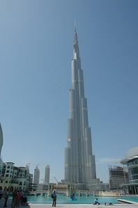 Burj Dubai - Leslie Rowley