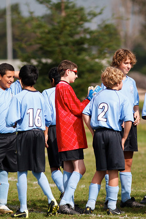 More Matthew's AYSO Soccer 2009