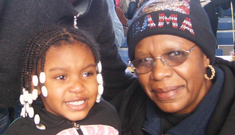 Tenia & Grandma