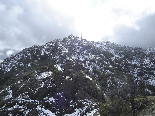 MOUNT OLYMPIA: FEBRUARY 14, 2009