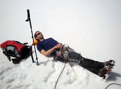 Some climbers, however, prefer to work on their acclimatisation in other ways.