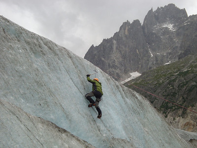 Ice climbing AK 2