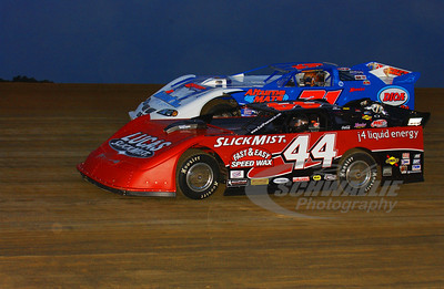 44 Earl Pearson, Jr. and 21 Matt Lux