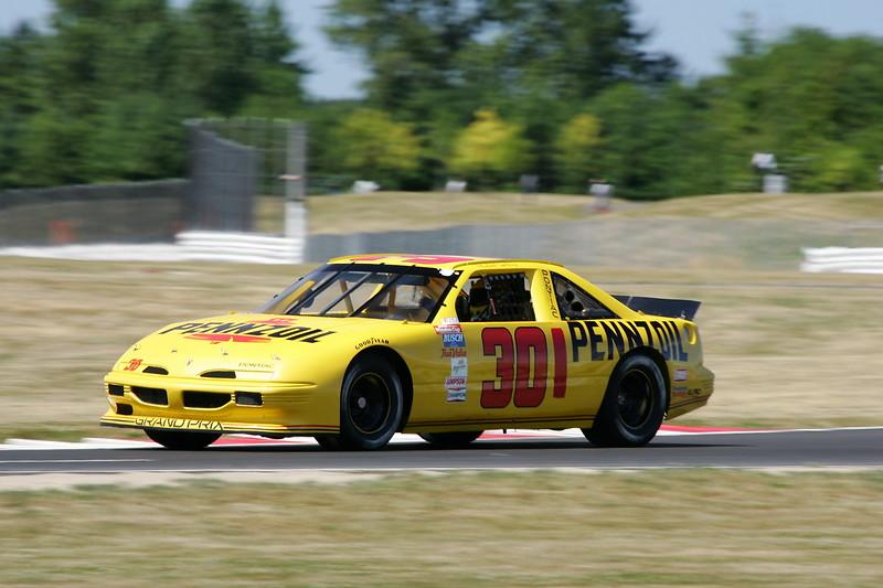 2009 PDX Historic Nascar 030