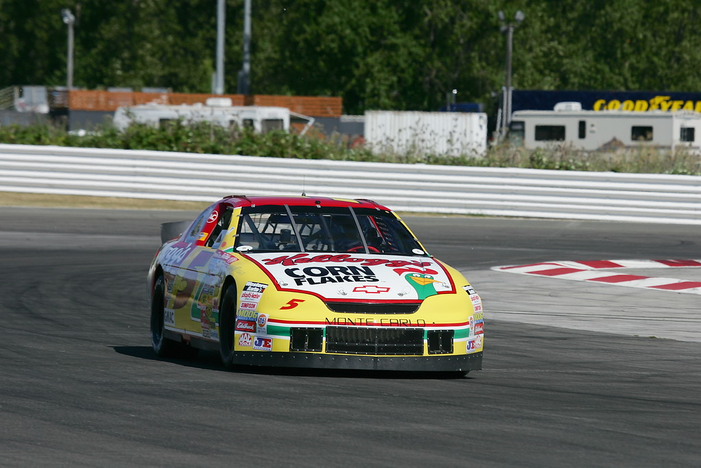 2009 PDX Historic Nascar 001