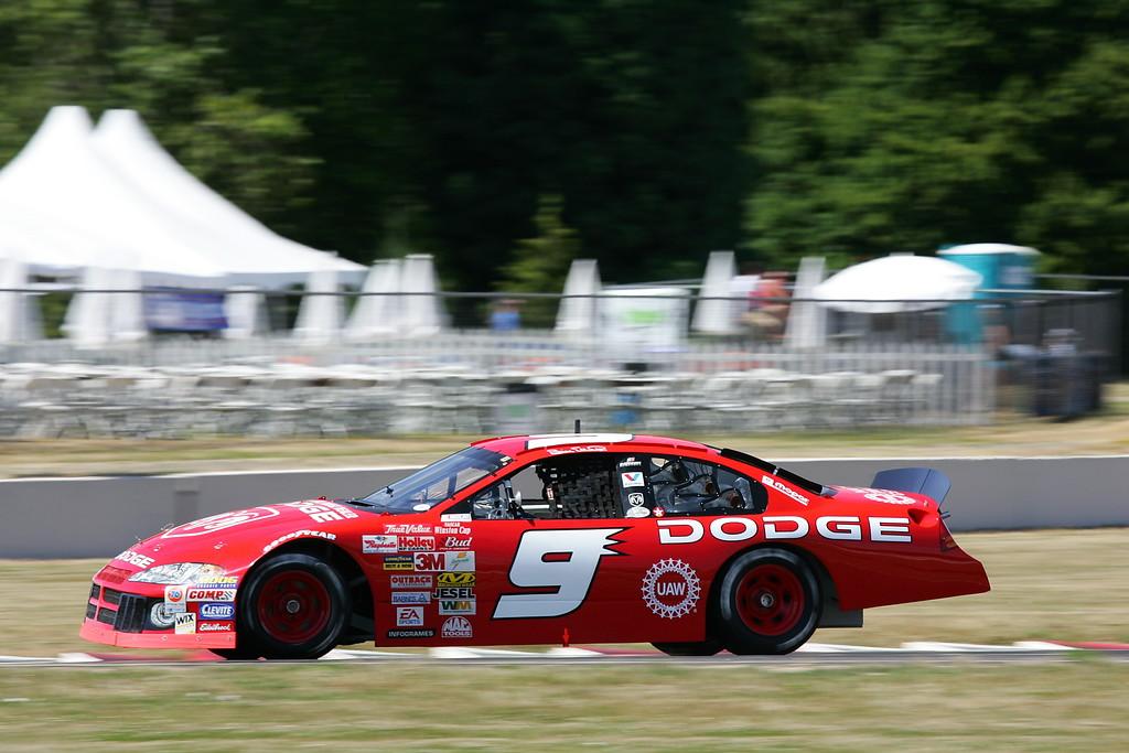 2009 PDX Historic Nascar 032