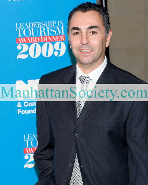 NEW YORK-DECEMBER 9: John Franco attends NYC & Company's Leadership in Tourism Award Dinner on Wednesday, December 9, 2009 at The Plaza Hotel, Fifth Avenue at Central Park South, New York City, NY  (PHOTO CREDIT:  ©Manhattan Society.com 2009 by Gregory Partanio)