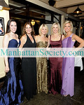 "NEW YORK-SEPTEMBER 18: Dawn Jones, Michelle Jones, Aimee Reed, Cheryl Casone, Ainsley Earnhardt attend New Yorkers for Charity: ""12th Annual Boathouse Gala""  Hosted by Fox News' Ainsley Earhardt on Friday, September 18, 2009 at The Loeb Boathouse, Central Park, New York City, NY.  (Photo Credit: ©Manhattan Society.com 2009 by Gregory Partanio)"