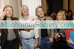 NEW YORK - OCTOBER 21: Phil Lesh & Bob Weir of THE GRATEFUL DEAD Attend Benefit Evening at the NEW-YORK HISTORICAL SOCIETY on October 21, 2009 in New York City. (Photo Credit: ©Manhattan Society.com 2009 by Gregory Partanio)